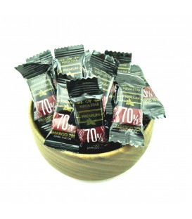 شکلات تلخ 70درصد مگا استار