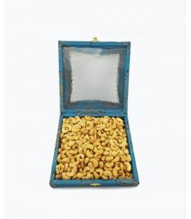 بادام هندی شور دستچین 1.5کیلوگرم کادویی ترمه کد2