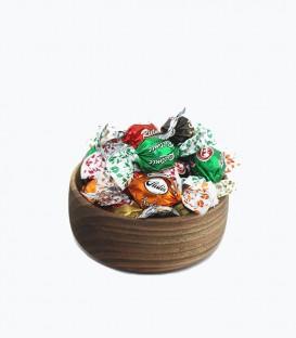 شکلات ریتمیک مغزدار آیدین