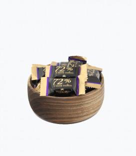 شکلات پارمیدا 72%