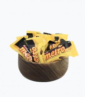 شکلات metro کیلویی