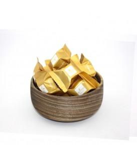 شکلات مرداس طلایی