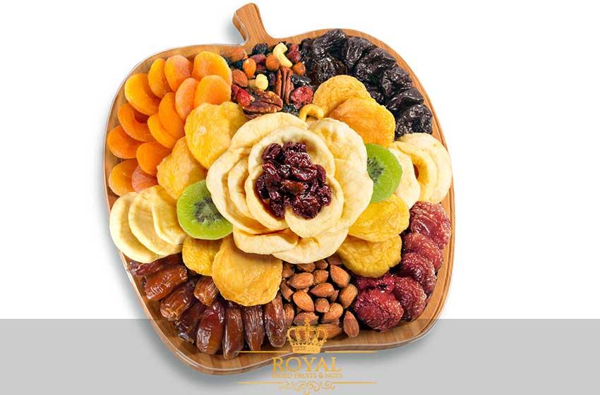 ظرف میوه خشک